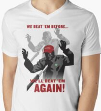 We Beat 'em Before, We'll Beat 'em Again! T-Shirt