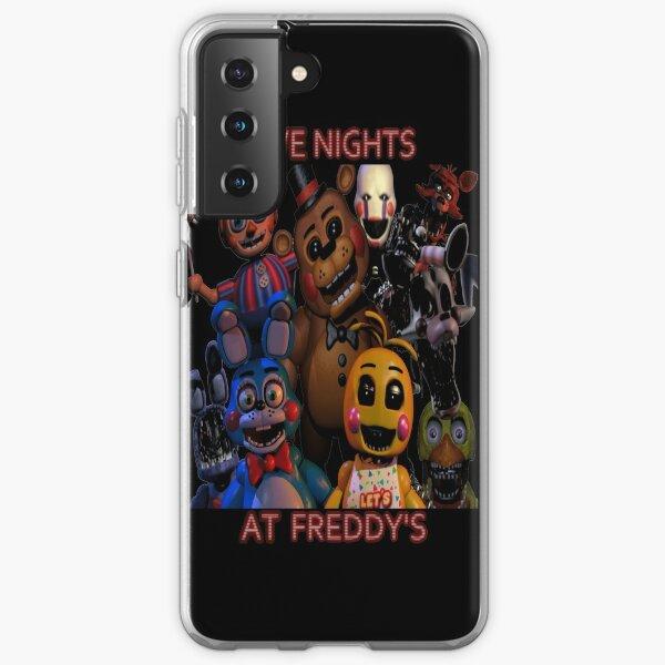 FNAF 2 animatronics Samsung Galaxy Soft Case
