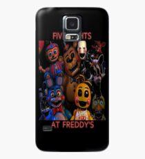 Funda/vinilo para Samsung Galaxy FNAF 2 animatronics