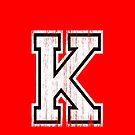 Big Sports Letter K by adamcampen