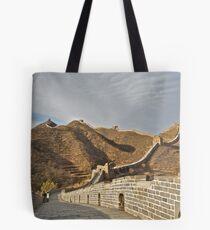 Great Wall of China Tote Bag