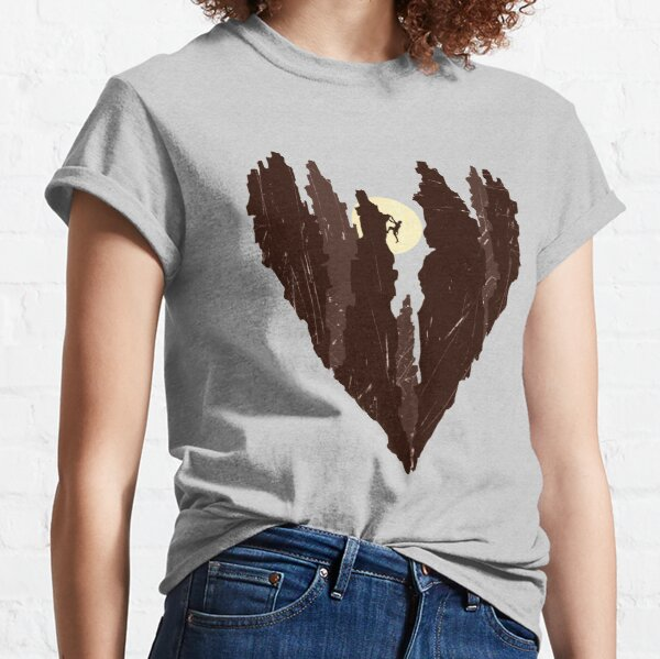 Love climbing Classic T-Shirt