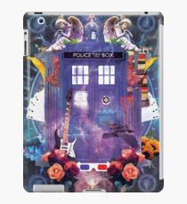 Time and Relative Dimensions in Symmetry iPad Case/Skin