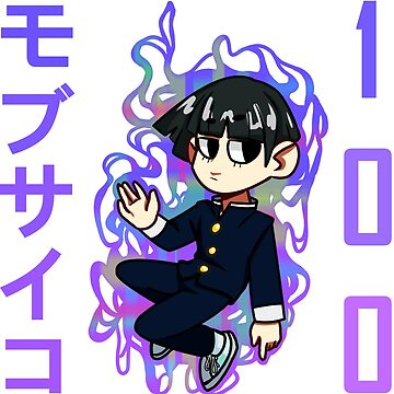 Mob Psycho 100 Shigeo Chibi- 38% by AmericanOats