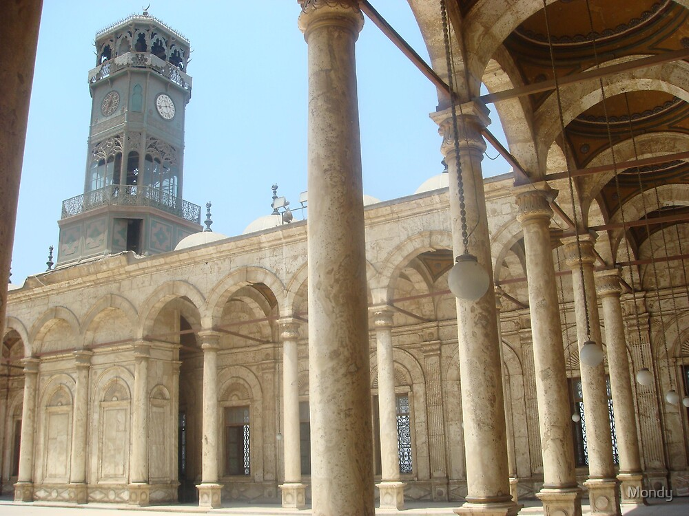 Mohamed Aly's Mosque by Mondy