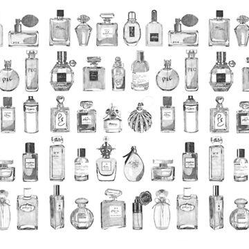 Perfume Pattern by doksax