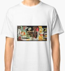 Jean-Michel Basquiat - Notary 1983 Classic T-Shirt