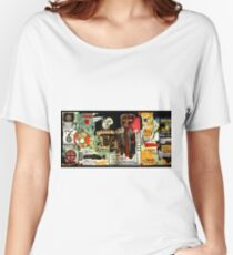 Jean-Michel Basquiat - Notary 1983 Women's Relaxed Fit T-Shirt
