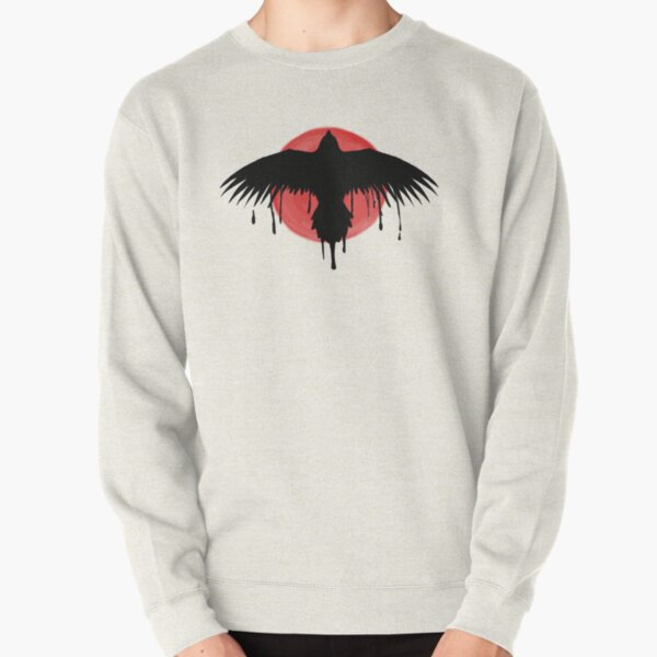 Life is strange - Before the storm - Chloe - Crow shirt Pullover Sweatshirt