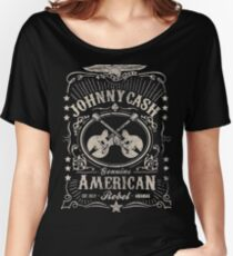 johnny cash Women's Relaxed Fit T-Shirt