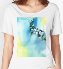 Floral 5 Women's Relaxed Fit T-Shirt