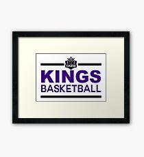 south geelong king Framed Print