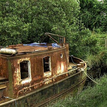 Rusty Boat by XsCode