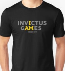 INVICTUS GAMES Toronto 2017 T-Shirt