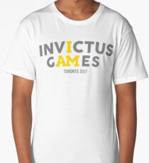 INVICTUS GAMES Toronto 2017 Long T-Shirt