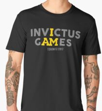 INVICTUS GAMES Toronto 2017 Men's Premium T-Shirt