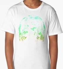 headphone nature Long T-Shirt