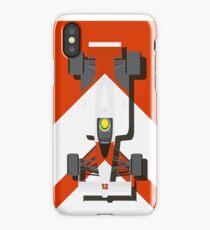 McLaren MP4/4 1988 Senna iPhone Case/Skin