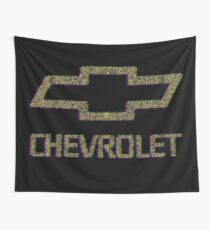 Rave Chevrolet Wall Tapestry