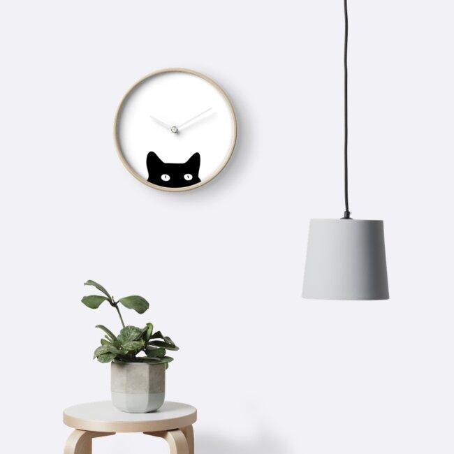 «Gato negro» de vivienne G