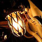 Lanterns at sea by su2anne