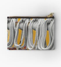 Detail of a sailing ship Studio Pouch
