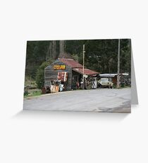 Woods point Greeting Card