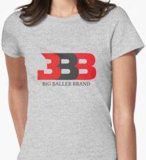 Big Baller Brand Women's Fitted T-Shirt