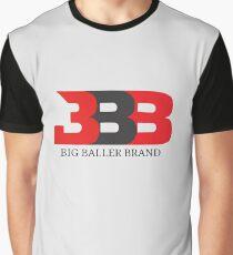 Big Baller Brand Graphic T-Shirt