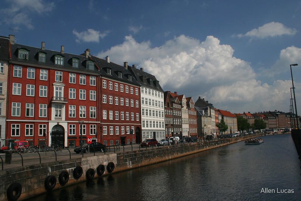 Copenhagen 1 by Allen Lucas