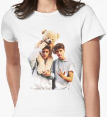MARTINEZ TWINS Women's Fitted T-Shirt