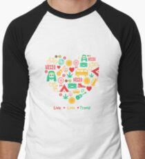 Hippie colorful  T-Shirt