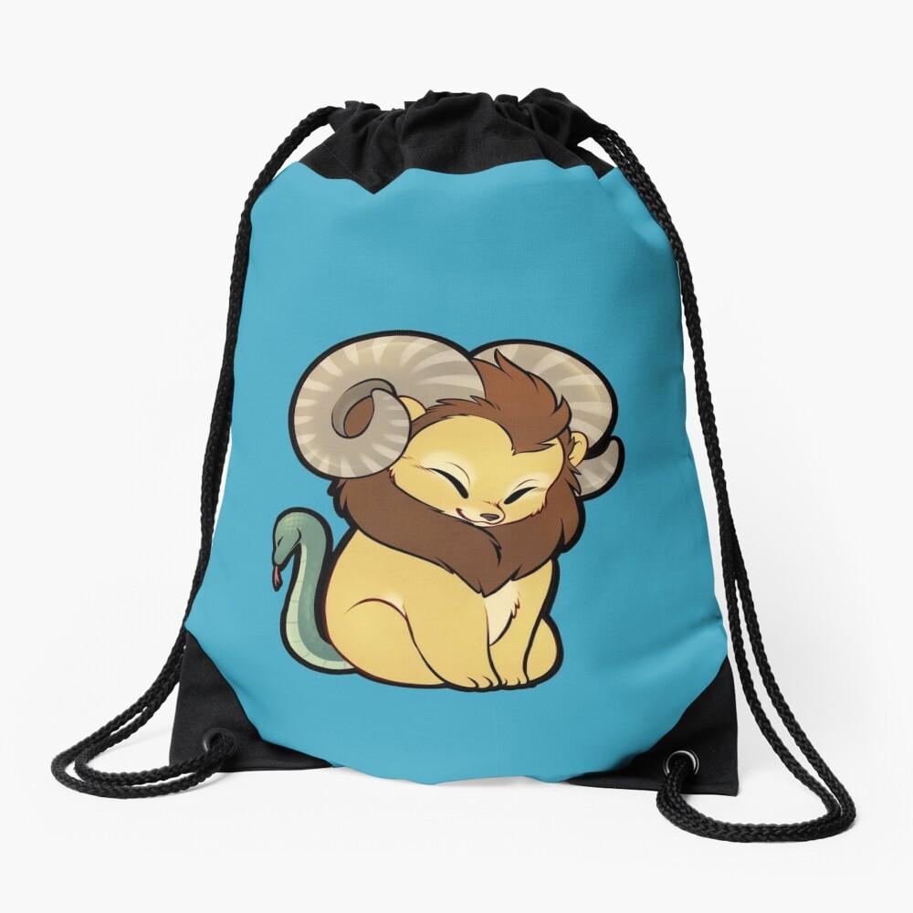 Lil' Chimera Drawstring Bag