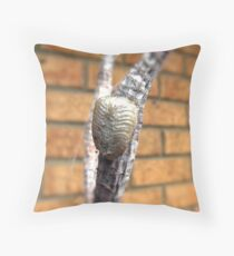 Empty nest? Throw Pillow