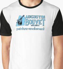 Augustin Bouvet Bourvil Graphic T-Shirt