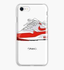 AM1 OG Red iPhone Case/Skin
