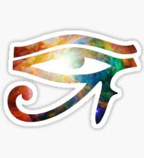 Heart of Orion   Eye of Ra [Eye of Horus] Sticker
