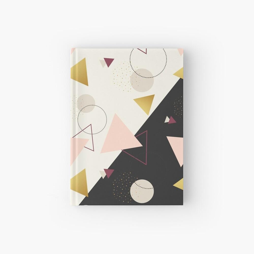 Triangles Mix #redbubble #decor #buyart Hardcover Journal