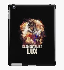 League of Legends ELEMENTALIST LUX iPad Case/Skin