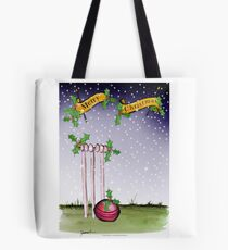 Cricket Merry Christmas Tote Bag