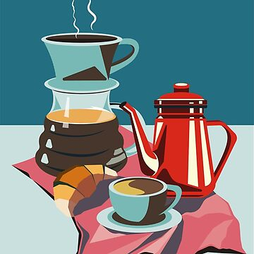 Drip Coffee by JingGu