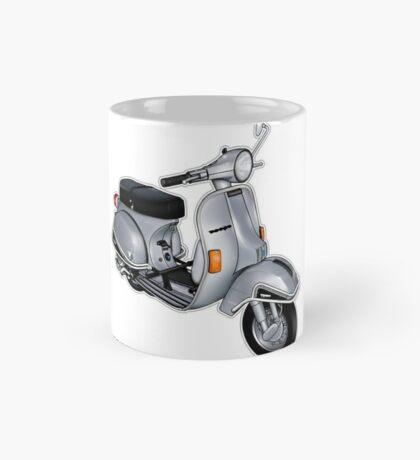 Scooter T-shirts Art: P200e vintage scooter Mug
