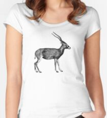 Antelope Women's Fitted Scoop T-Shirt