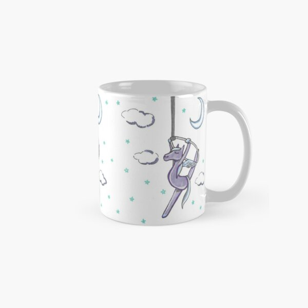 Lavender Lyra Pony Starry Sky Print Classic Mug