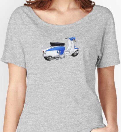 Scooter T-shirts Art: TV 175 Lambretta illustration Women's Relaxed Fit T-Shirt
