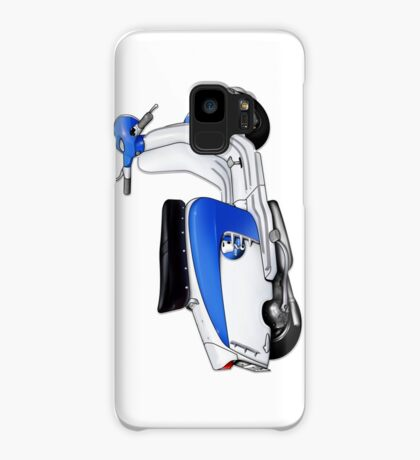 Scooter T-shirts Art: TV 175 Lambretta illustration Case/Skin for Samsung Galaxy