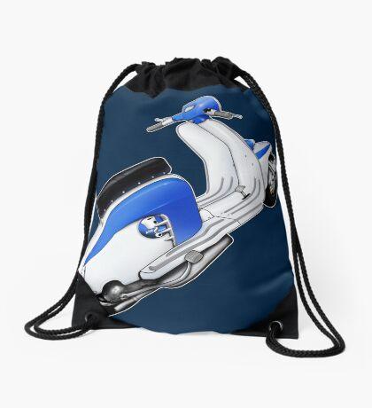 Scooter T-shirts Art: TV 175 Lambretta illustration Drawstring Bag