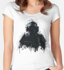 Blitz Women's Fitted Scoop T-Shirt