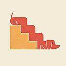 Stairs by Teo Zirinis