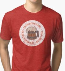 Butterbeer Festival (distressed) Tri-blend T-Shirt
